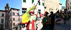 Artistic heritage & traditional events in Castel del Piano, Maremma Tuscany