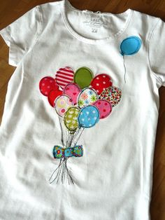 22 Ideas embroidery designs baby shirts for 2019 Sewing Appliques, Applique Patterns, Applique Designs, Embroidery Designs, Sewing Patterns, Freehand Machine Embroidery, Free Motion Embroidery, Embroidery Applique, Sewing For Kids