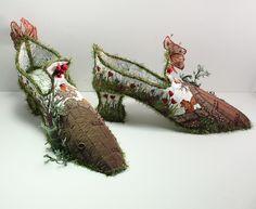 A walk in the Secret garden by Nellsembroidery