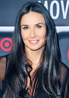 Stars Who've Turned 50—and Keep Getting Better with Age - Demi Moore, November 11 from #InStyle