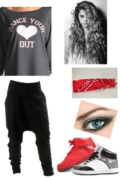 """""""Hip Hop Dance Class"""" by mrs-stypayranlikson7 ❤ liked on Polyvore"""