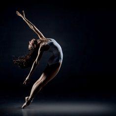 Photo by Richard Calms (dancer Amanda Farris)