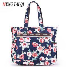a331b7a98afc Designer handbags high quality nylon ladies shoulder bags women tote bag  printing female large capacity shopping bags new big 1 - Fatekey
