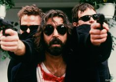 Norman Reedus, Sean Patrick Flanery, and David Della Rocco in The Boondock Saints. Boondock Saints Quotes, The Boondock Saints, The Best Films, Great Films, Good Movies, Awesome Movies, Famous Movies, Cult Movies, Awesome Stuff