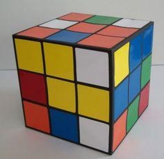 rubik 39 s cube g ant. Black Bedroom Furniture Sets. Home Design Ideas