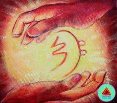 Sei he ki, emotional symbol. Handles everything on the emotional level, like cho ku rei for physical. Simbolos Do Reiki, Learn Reiki, Reiki Healer, Baby Massage, Massage Art, Neck Massage, Simbolos Reiki Karuna, Chakras, Sei He Ki