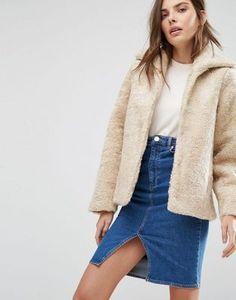 10 meilleures idées sur Veste mouton | veste mouton, veste