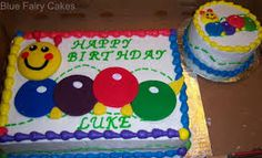 Image result for baby einstein buttercream cake