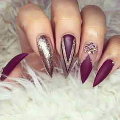 + 25 FURRY NAILS ART design 2018