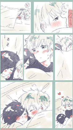 Touka x Kaneki / Touken Manga Anime, Manga Art, Anime Love Couple, Cute Anime Couples, Touka Kaneki, Tokyo Ghoul Pictures, Desenhos Love, Tamako Love Story, Manga Love