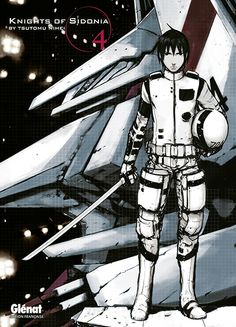 knights of sidonia | Manga - Manhwa - Knights of Sidonia Vol.4