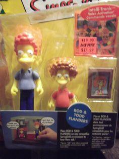 Rod & Todd Flanders