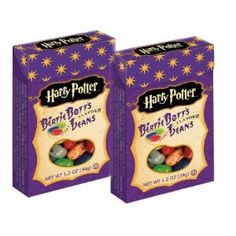 """Delicious """"normal"""" jelly beans are mixed with crazy, creepy flavors in a magical medley! These weird & wild jelly beans have gone to the next level of Extreme Candy Fun! Get a box of tasty jelly beans blended with weird, wild ones! Harry Potter Sweets, Harry Potter Candy, Harry Potter Birthday, Best Candy, Favorite Candy, Harry Potter Bertie Botts, Harry Potter Party Supplies, Bertie Botts Beans, Every Flavor Beans"""