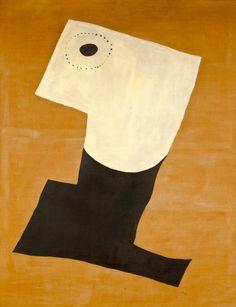 "Miro 1927  Oil on canvas  146 x 114 cm / 57 1⁄2 x 44 9⁄10"""