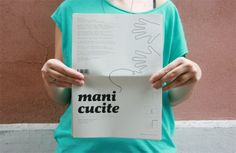 Mani Cucite. Manuale e laboratorio di legatoria - Francesca Depalma