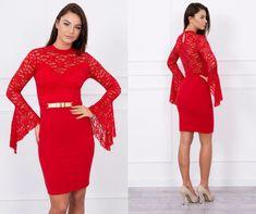 Červené šaty na párty a rôzne večierky. S týmto nádherným modelom dokážeš  upútať pozornosť. b887e100223