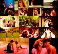 Dirty Dancing - I can't even begin to tell you how many times I've seen this movie...LOVE it!!!!!!
