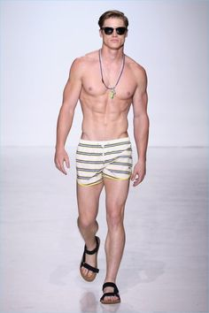 parke and ronen parkeronen underwear swimwear male models new york fashion week mens nyfwm nyfw New York Fashion, Fashion Week, Male Fashion, Fashion Trends, Human Poses Reference, Stylish Mens Fashion, Fashion Figures, Hommes Sexy, Shirtless Men