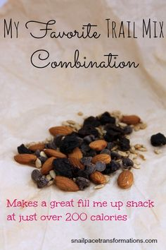 Just over 200 calories, made with whole ingredients and high in protein. Great snack to get you through that long space between lunch and dinner. Low Fat Snacks, High Protein Snacks, Energy Snacks, Healthy Afternoon Snacks, Yummy Snacks, Healthy Snacks, Healthy Recipes, Real Food Recipes, Snack Recipes