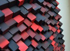 Ripples - Pasiune in noapte - arta moderna abstracta