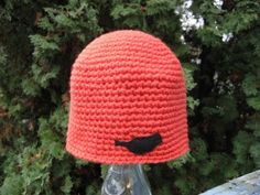 Crocheted Hat for a Child 12mo3yrs 201/09 by zoya49 on Etsy, $15.20