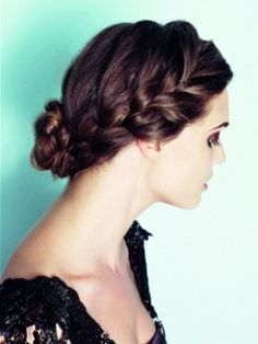 Thinking of summer hair that is not just a ponytail.
