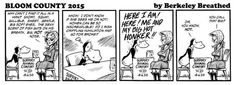 Bloom County 2015 - 26 November 2015