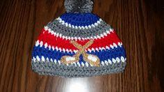Baby NY Ranger Hat