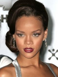 Super Wedding Wedding Makeup And Hair On Pinterest Short Hairstyles For Black Women Fulllsitofus