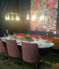 A Stylist's Life: Out & About… #DIFFA #DiningByDesign @Soren Rose Studio