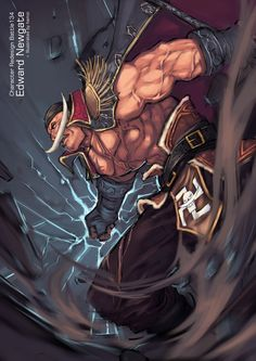 Edward Newgate : Whitebeard by bayanghitam on DeviantArt