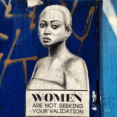 A Simple Street Art Project Is Becoming a Movement to Fight Sexism in Big Cities - PolicyMic