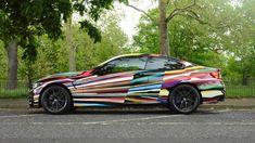 Jeff Koons Art, 2010 Bmw M3, Bmw M4, Le Mans, Luxury, Car, Automobile, Cars