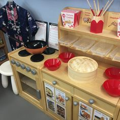 Chinese restaurant Year 1 Classroom, Early Years Classroom, Eyfs Activities, Activities For Kids, Creative Area, Block Play, Spring School, Toddler Rooms, Cultural Diversity