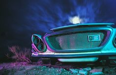 Troy Paiva - light painting/long exposures of American landcsapes