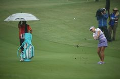 NO Grass No Up! LPGA Master Professional, Deb Vangellow outlines the things that need to happen in your swing to take a good divot when you hit a golf ball. Seattle Sounders, Vintage Golf, Lpga, Golf Lessons, Ladies Golf, Golf Tips, Golf Ball, Golf Courses