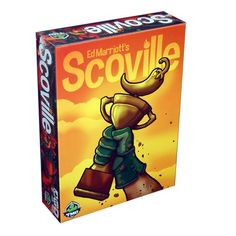 Scoville - beautiful and fun little euro style game