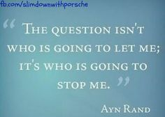 #aynrand #life #quote