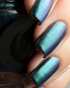 Epoch swatched by The Polished Perfectionist