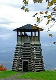 Image result for backyard observation tower Wv State, State Parks, West Virginia History, Virginia Homes, Virginia Usa, Mountain States, Mountain Park, West Va, Lookout Tower