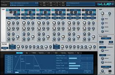 MusikMesse 2014 News: Blue II Synth Plugin by Rob Papen | ProducerSpot http://www.producerspot.com/musikmesse-2014-news-updates-blue-ii-cross-fusion-plugin-synth-by-rob-papen