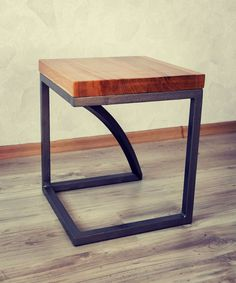 Welded Furniture, Shelf Furniture, Concrete Furniture, Iron Furniture, Industrial Furniture, Home Furniture, Furniture Design, Metal Picnic Tables, Coffee Table Design