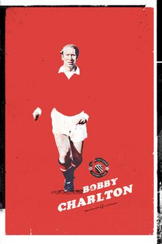 History Ballon D'Or by Giuseppe Vecchio Barbieri, via Behance. Bobby Charlton