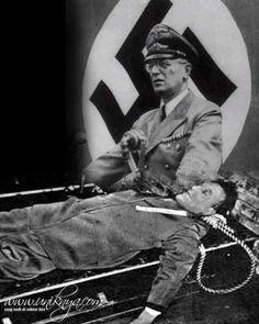 the nazi regime depended more on More ideologically committed to the nazi party were more likely to impose the  death  authoritarian state depended on how closely their own political ideology .