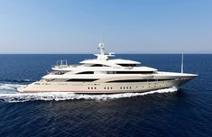 Natalina A - 71.85m - 235ft 8in - Golden Yachts - 2015 - Ex-O'Pari 3