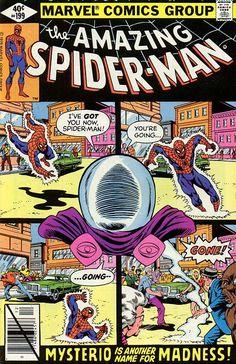 Amazing Spider-Man # 199 by Keith Pollard & Pablo Marcos