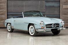 1961 Mercedes-Benz 190 SL Roadster