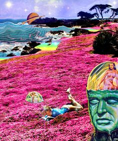 ::go feed your head:: trippy::psychedelic::vibrant::expand your mind::NoEllie0123