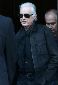 Jimmy Page at Bowery Hotel New York 23 Jul 2015 FameFlynet Pictures