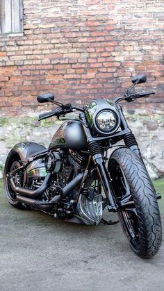 Harley Davidson Photos, Harley Davidson Motorcycles, Custom Motorcycles, Custom Bikes, Cars And Motorcycles, Triumph Motorcycles, Bobber Motorcycle, Motorcycle Quotes, Ninja Motorcycle